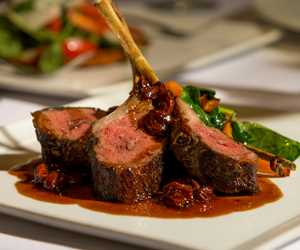 Colorado Lamb Chop.....Best in Aspen!