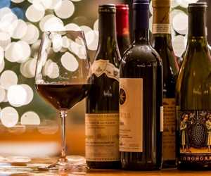 1,200 Bottles of wine to choose on the Ellina Restaurant + Bar list!